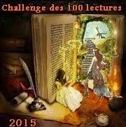 Challenge des 100 lectures 2015